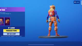 September 15, 2019 Fortnite item shop today show case!! NEW SKIN IN!!!