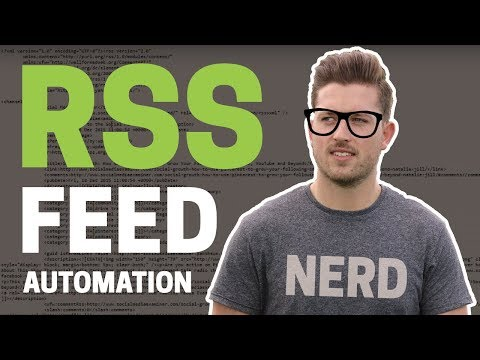 Save time and make money with RSS Feed Automation