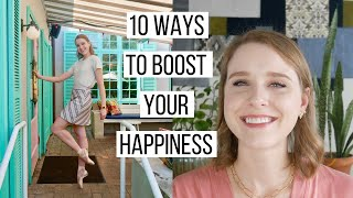 10 Things Dancers Need to STOP Doing to be Happy | TwinTalksBallet