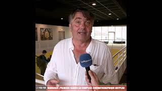 Marseille : première séance au complexe cinématographique Artplexe