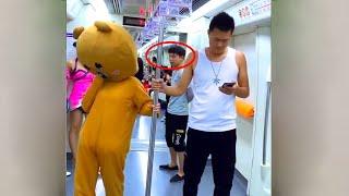 Tik Tok Trung Quốc - Những khoảng khắc hài hước và thú vị | Yêu Hài Hước