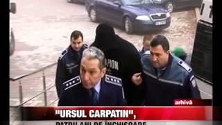 ,,Ursul Carpatin, patru ani de inchisoare