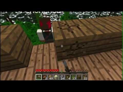 Minecraft Oynuyoruz; ep.2 - Alperen Gel Uyu Saat Geç Oldu