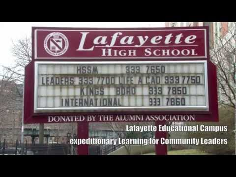 Expeditionary Learning School for Community Leaders