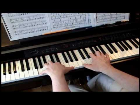 Try To Remember - Piano