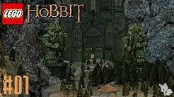 Lego The Hobbit #01 Die Zwergenstadt [deutsch/german] [Stream]
