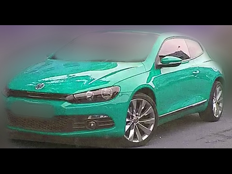 brand new 2018 volkswagen scirocco new generations will be made in 2018 youtube. Black Bedroom Furniture Sets. Home Design Ideas