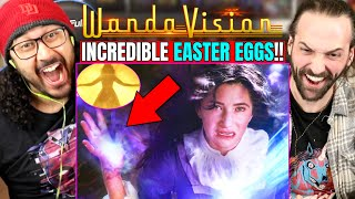 WANDAVISION EPISODE 8 EASTER EGGS & BREAKDOWN - REACTION! (1x8 Details You Missed | Scarlet Witch)