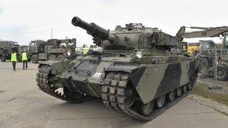 Witham Military Vehicle Auction / Tender 22 Feb 2013 Surplus Tanks AFVs Trucks