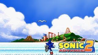 [TAS] Sonic Advance 2 - Runthrough as Sonic