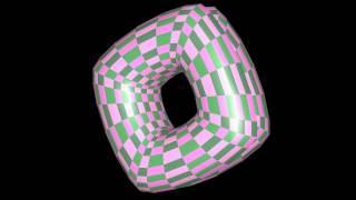 Superquadrics: From the XScreenSaver Collection, 1987.