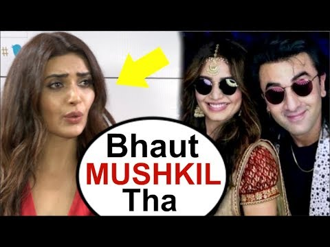 Karishma Tanna's REACTION On Playing Madhuri Dixit In Ranbir Kapoor's Sanju Movie