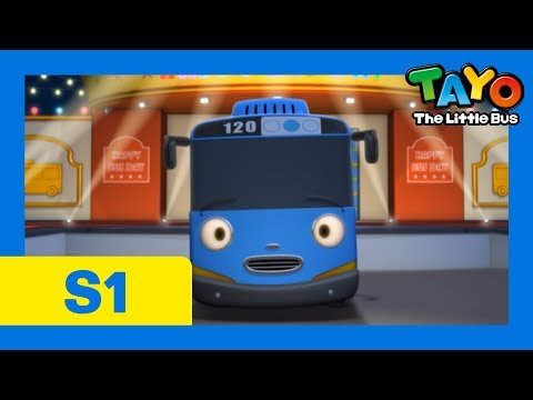 Tayo is the best! l A surprise party for Tayo? l Episode 26 l Tayo the Little Bus