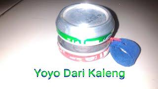 Membuat Main Yoyo Dari Kaleng