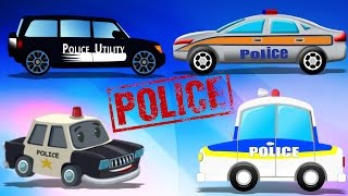 Police Compilation | Cops Cars | Kids Video(Compilation of all kids Tv Channel Police Car video., 2015-07-04T09:33:29.000Z)