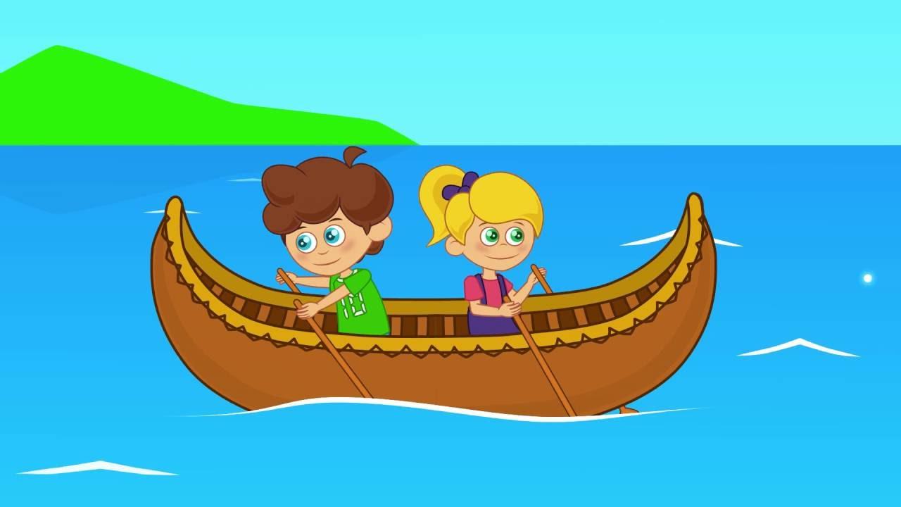 A Canoa Virou Desenho Infantil Com Os Amiguinhos Youtube