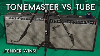 Fender Tonemaster vs. 65' Deluxe Reverb - Sounds ONLY