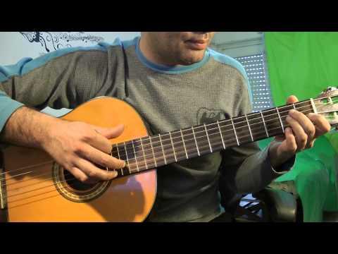 цыганочка на гитаре полный разбор (урок 3) легче всех!!!