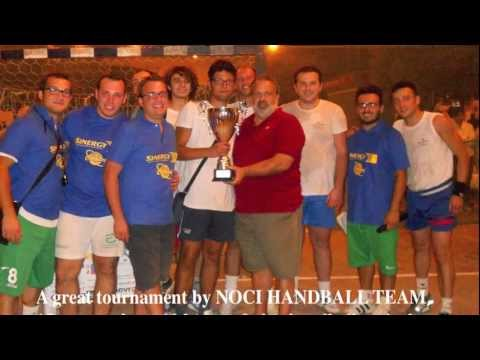 Street Handball Tournament by Noci Handball Team - Italy
