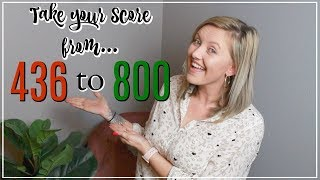 HOW TO FIX YOUR CREDIT SCORE FAST | HOW TO GET PERFECT CREDIT SCORE IN 2019 | THE WELDERS WIFE
