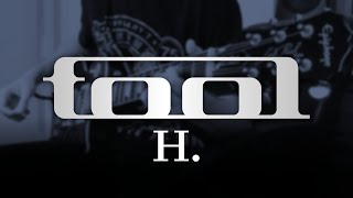 TOOL - H. (Guitar Cover with Play Along Tabs)