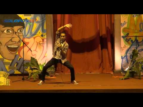 Stand Up Comedy: Abdur @ UNS Solo (Part 6)