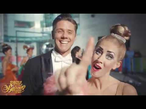Behind the Scenes at The One Show - Strictly Ballroom The Musical
