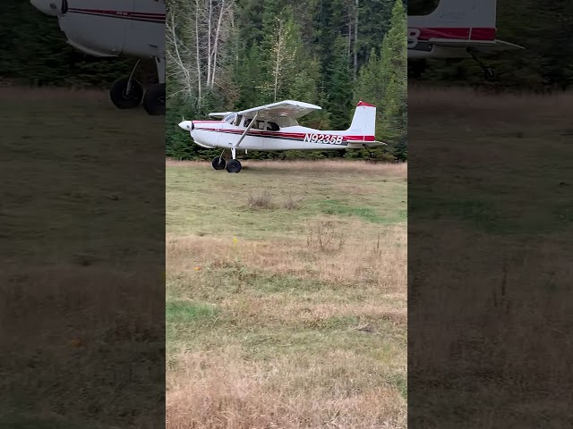 Cayuse Landing - Ground view