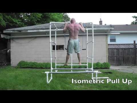 27 Types of Pull Ups on my PVC Gym