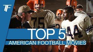 TOP 5 American Football Movies