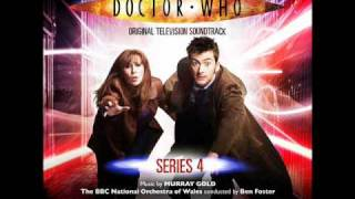 Doctor Who Series 4 Soundtrack - 20 A Dazzling End