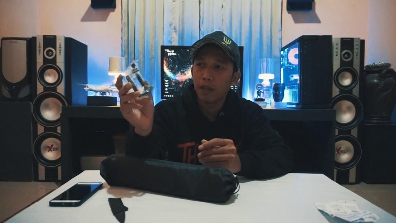 Unboxing Tripod Murah Meriah Takara Eco 173a 80ribuan Youtube