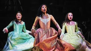 "Who Sang The ""The Schuyler Sisters"" Climax The Best?"