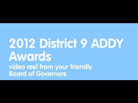 District 9 ADDY Reel 2012