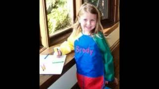 Art Smocks For Children