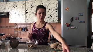 Готовим грузинский соус/Как приготовить сациви?