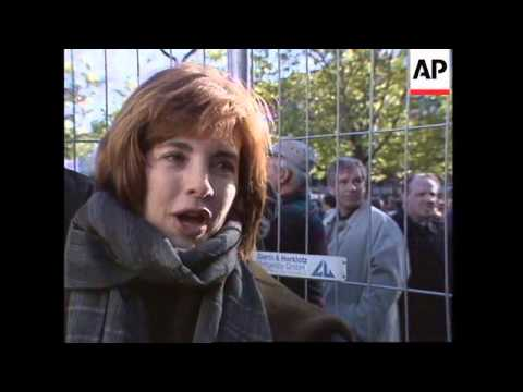 GERMANY: BERLIN: THOUSANDS MARCH FOR RELIGIOUS FREEDOM