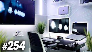 Room Tour Project 254 - Best Gaming & Desk Setups!