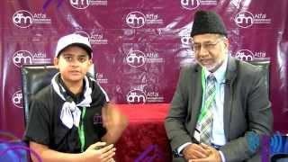 A tale of Mexico - Waseem Ahmad Syed Sahib | #JalsaUSA | ANN