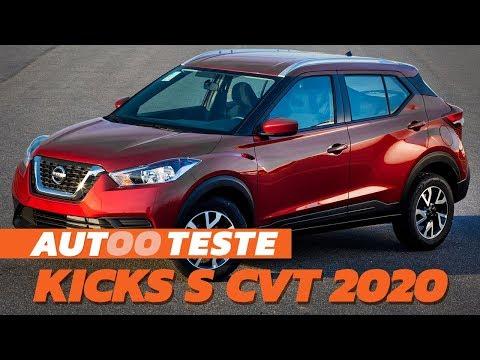 Nissan Kicks 2020: versão S CVT é uma boa pedida na faixa de R$ 85.000