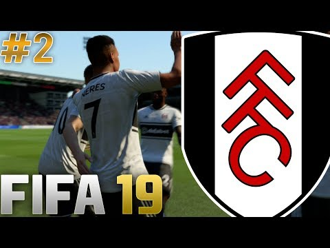 FIFA 19 | CAREER MODE | #2 | TWO NEW SIGNINGS + FIRST PREMIER LEAGUE GAME