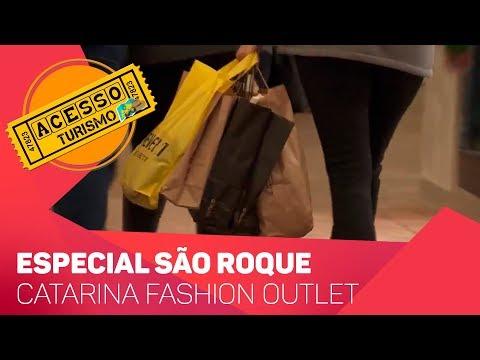 ed628b4f92fff Acesso Turismo São Roque: Catarina Fashion Outlet - TV SOROCABA/SBT -  YouTube