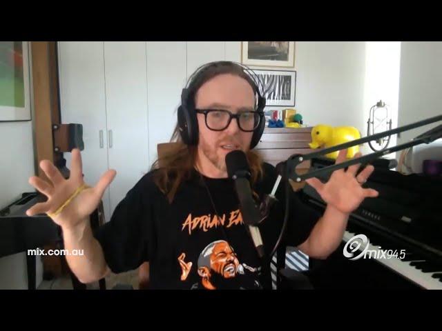 Tim Minchin! On How Perth Shaped His Success | mix94.5