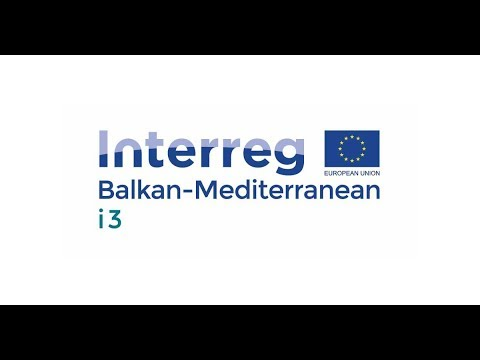Press Conference on the EU Project Interreg i3