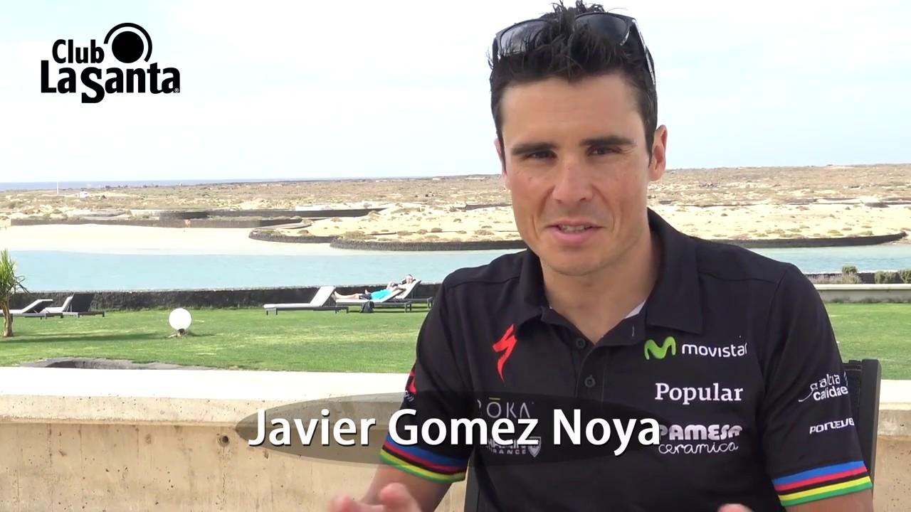 Javier Gomez Noya talks 2017 season at Club La Santa