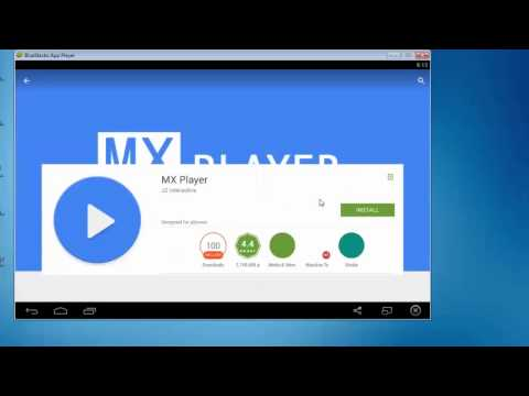 MX Player For Windows 7/8.1/10/XP PC