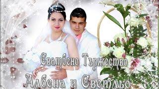 Сватбено Тържество на Албена и Светльо HD video