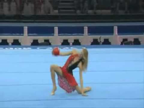 Olga Kapranova Ball  Gala Beijing Olympic Games