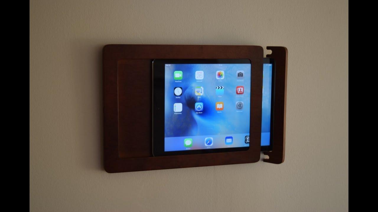 ipad wall mount - Tablet Wall Mount