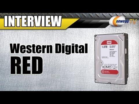 Newegg TV: Western Digital RED Internal Hard Drive Overview w/Interview